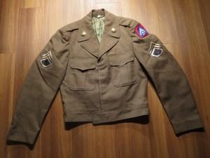 U.S.ARMY Jacket Wool OD 1951年 size36L used