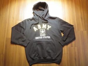 U.S.ARMY Hooded Parka Athletic sizeM used