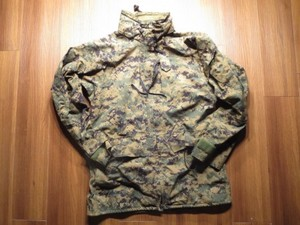 U.S.MARINE CORPS Parka All Purpose sizeM-Long used