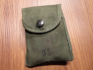 U.S.Pouch Cotton for Compass 1969年 used