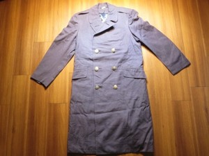 U.S.AIR FORCE Overcoat Wool 1967年 size35R used