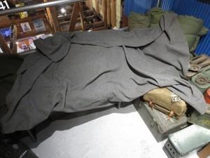 U.S.Blanket Wool Gray 1958年 used