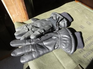 U.S.LeatherGloves Intermediate Cold/Wet sizeM used