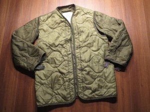 U.S.Liner for M-65 Field Jacket sizeXS 1982年 used