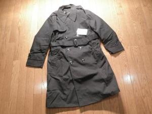 U.S.ARMY Coat AllWeather with Liner size42XS new