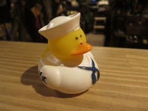 U.S.NAVY Duck Soldier new