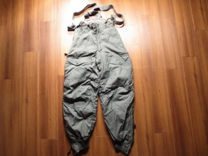 U.S.AIR FORCE F-1B Trousers Heavy 1978年 size24