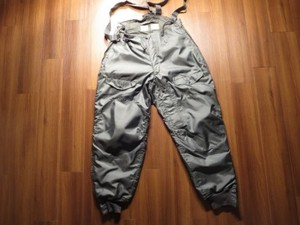 U.S.AIR FORCE CWU-18/P Trousers 1979年 size36 new?