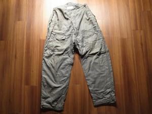 U.S.AIR FORCE CWU-6/P Trousers 1973年 sizeM used