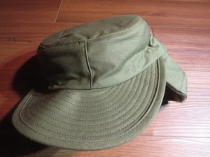 U.S.NAVY Cap Cold weather 1972年 sizeXL new?