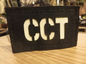 "U.S.Patch London Bridge Trading? ""CCT"" used"