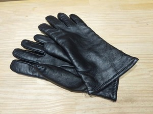 U.S.Leather Gloves Cold Weather size7(S)used