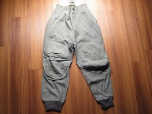 U.S.AIR FORCE E-1B Trousers Inner 1950年代 size30?