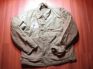 U.S.NAVY Deck Jacket 1970年代? sizeL used