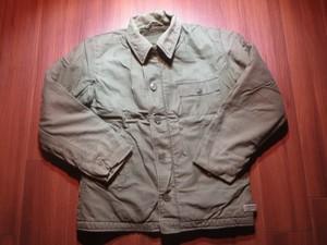 U.S.NAVY Deck Jacket 1970年代? sizeM? L? used