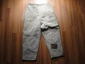 U.S.AIR FORCE CWU-5/P Trousers 1974年 sizeS used