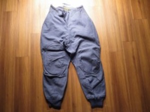U.S.AIR FORCE E-1A Trousers Inner 1950年頃 size32