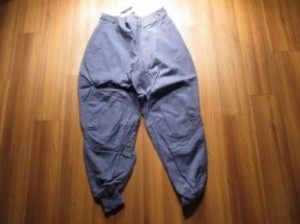 U.S.AIR FORCE E-1A Trousers Inner 1950年頃 size36?