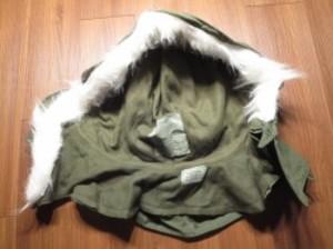 U.S.Hood M-65 with Acrylic? 1984年 Fur new