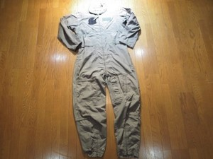 U.S.NAVY Coveralls CWU-27/P 1985年 size42 used