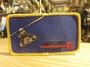 "U.S.NAVY Patch ""HS-17  NEPTUNE RIDER'S"" new?"