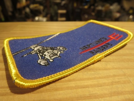 "U.S.NAVY Patch ""HS-17  NEPTUNE RIDER'S"" new?"