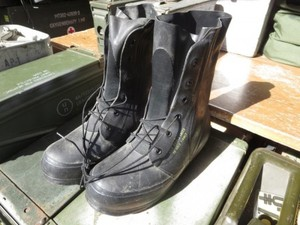 U.S. Boots ExtremeColdWeather? 1970年 size9W used