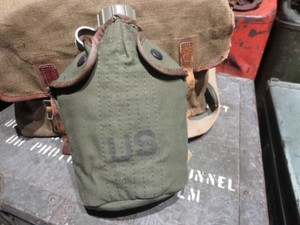 U.S.Canteen with Cover 1960年代頃 used