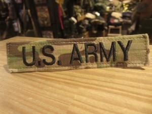 U.S.ARMY Patch MultiCam used
