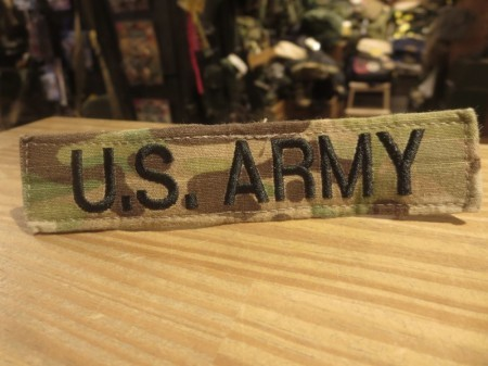 U.S.ARMY Patch MultiCam used
