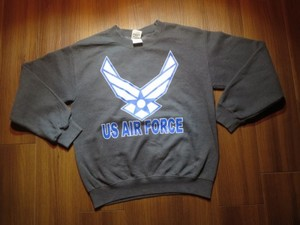 U.S.AIR FORCE Sweat sizeS used