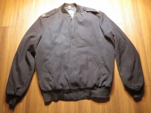 U.S.NAVY Utility Jacket withLiner size46XLong used