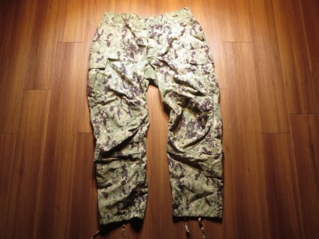 U.S.NAVY Trousers WorkingUniform TypeⅢ sizeXL used