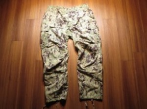 U.S.NAVY Trousers WorkingUniform TypeⅢ sizeXL used