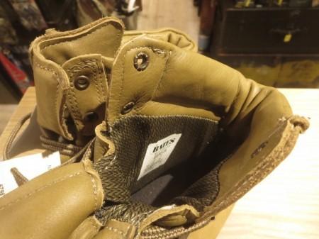 """U.S.Boots Combat Hiker GoreTex """"BATES"""" size9R new"""