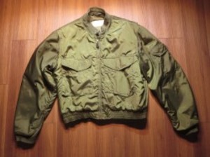 U.S.NAVY Jacket G-8(WEP) 1974年 size44L used