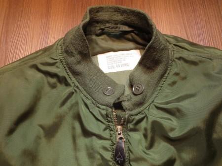 U.S.NAVY Jacket G-8(WEP) 1974年 size44L used
