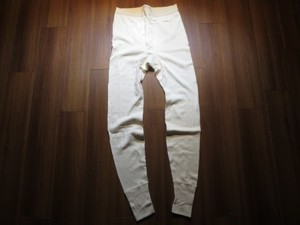 U.S.Drawers Winter 100%Cotton 1968年 sizeM new