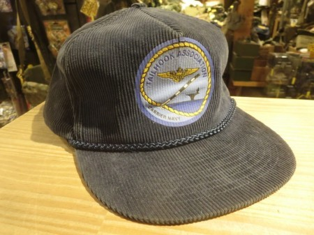 "U.S.NAVY Utility Cap ""TAILHOOK ASSOCIATION"""