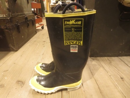 U.S.Fire Fighter Safety Boots size7 new?