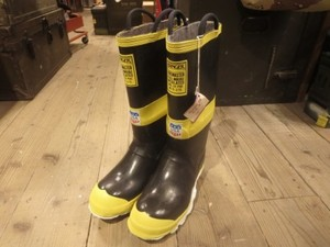 U.S.Fire Fighter Safety Boots size9 new?