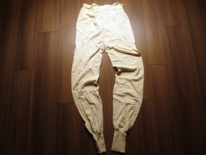 U.S.Drawers Winter LightWeight 1973年 sizeXS new?