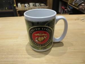 U.S.MARINE CORPS Mug used
