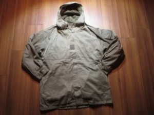 FRANCE F-2 Parka with Liner size96L used