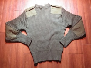 U.S.Sweater 100%Wool 2008年 size38 used