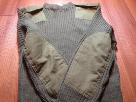 U.S.Sweater 100%Wool 2008年 size38 used