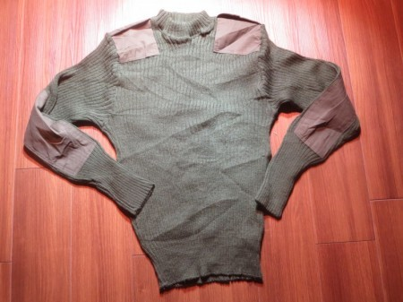 U.S.Sweater 100%Wool 2009年 size40 used