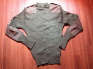 U.S.Sweater 100%Wool 2009年 size40 used