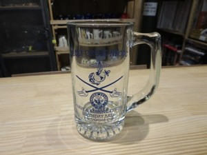 U.S.NAVY ROTC Beer Mug 2004年 used