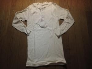 U.S.Undershirt Winter Wool/Cotton sizeS new